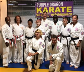 Black Belt Team 2018